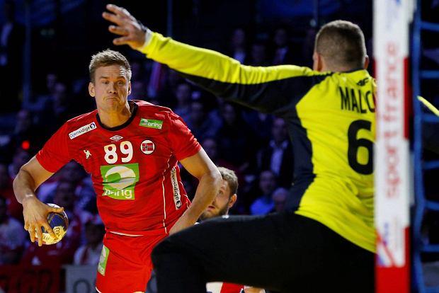MŚ piłkarzy ręcznych 2017. Adam Malcher, niespodziewana gwiazda kadry. Jeszcze niedawno grał w 1. lidze