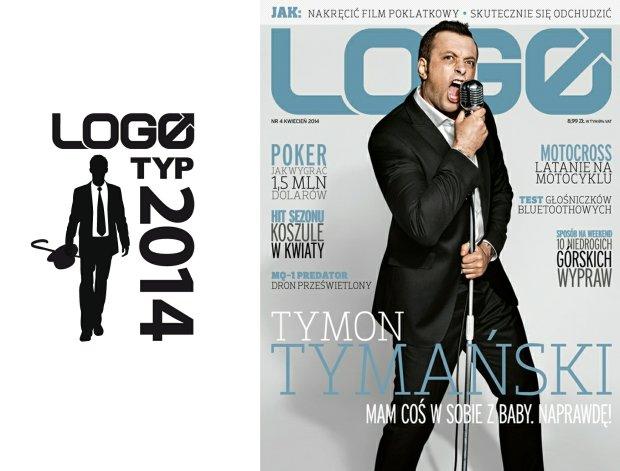 LOGOTYP ROKU 2014, NOMINACJA: TYMON TYMAŃSKI