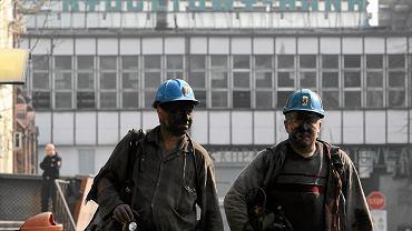 Wstrząs w kopalni węgla kamiennego 'Rydułtowy'