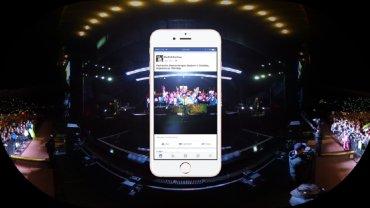 Facebook umożliwia łatwe publikowanie i oglądanie zdjęć w 360 stopniach