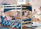 Łóżka piętrowe dla dzieci - praktyczne modele dla dzieci w różnym wieku