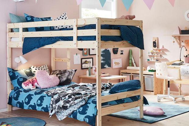 łóżka Piętrowe Dla Dzieci Wnętrzaaranżacje Wnętrz
