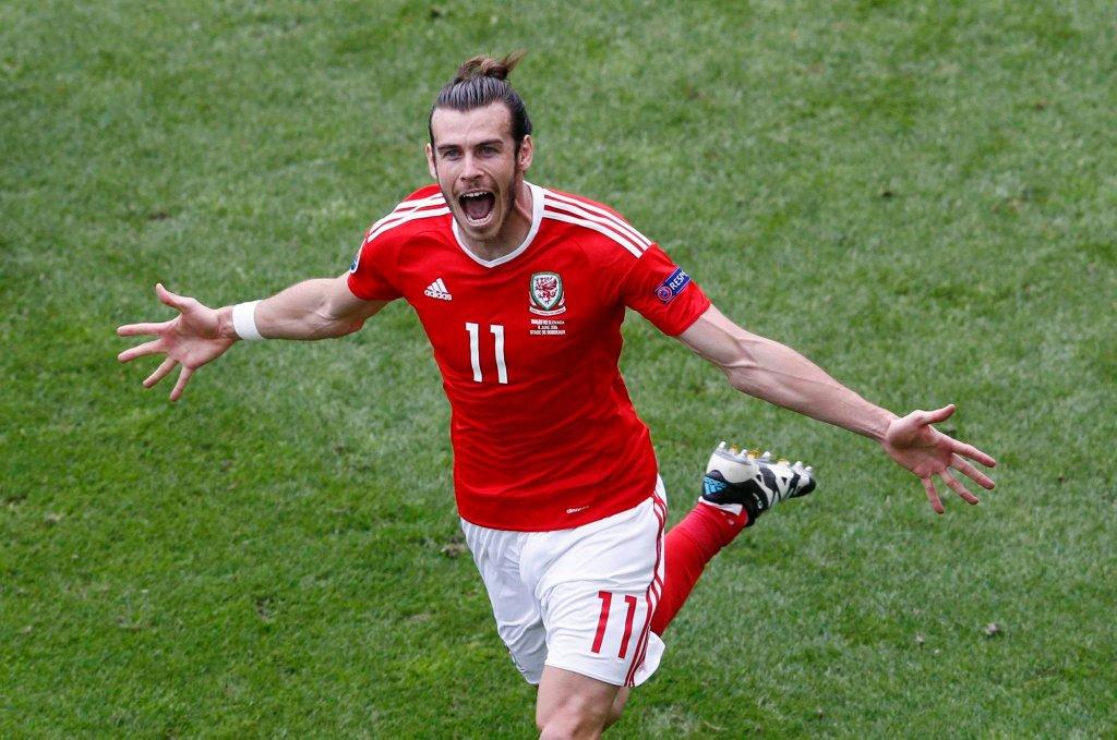 Walia - Słowacja 2:1. Gareth Bale