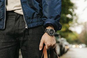 Zegarki w sportowym stylu - Guess, Fossil, Timex (męskie)
