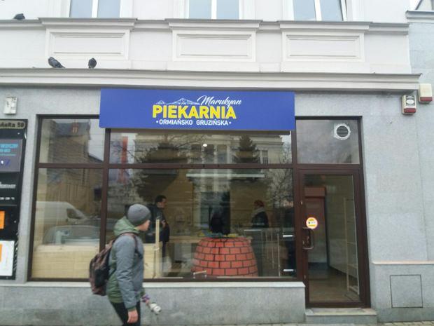 Chaczapuri I Chleb Szoti Kupimy W Nowej Piekarni Ormiansko Gruzinskiej