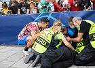 """Znokautowana przez Ronaldo kobieta przemówiła. """"Spytałam go..."""". Natychmiast odpowiedział"""