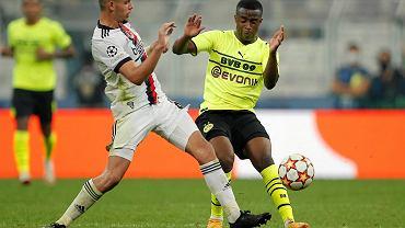 Kibice Borussii Dortmund oburzeniu po meczu Ligi Mistrzów.