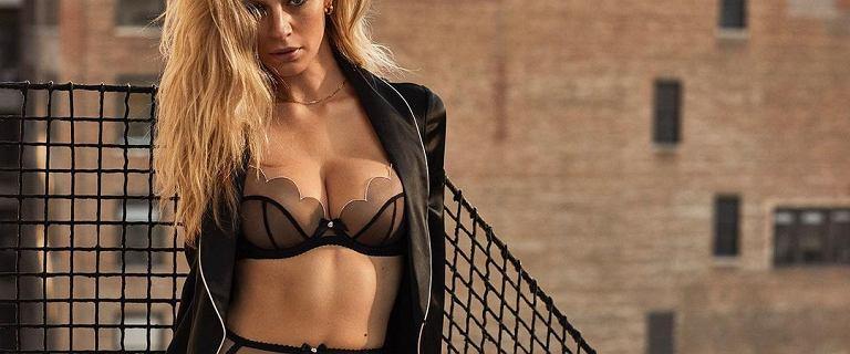 Bieliznę tej marki uwielbiają Madonna i Victoria Beckham. Wybrałyśmy koronkowe biustonosze i figi, są bardzo zmysłowe