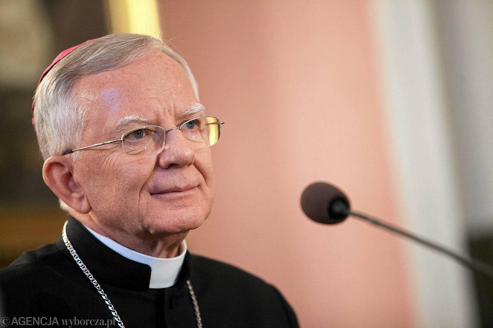 Arcybiskup metropolita krakowski Marek Jędraszewski