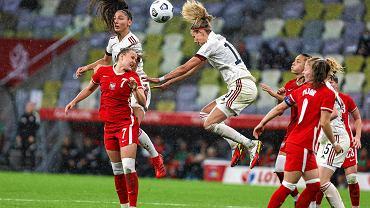 Mecz eliminacji mistrzostw świata w piłce nożnej Polska - Belgia