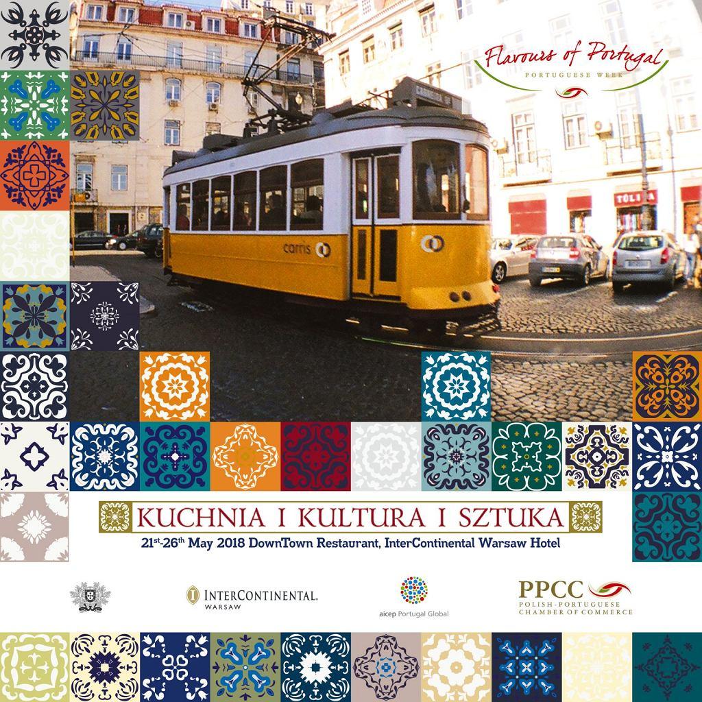 'Flavours of Portugal' już 21 maja br. ponownie zawita do Warszawy!