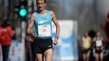 <b>Henryk Szost</b> (WKS Grunwald Poznań, 32 lata) - maraton