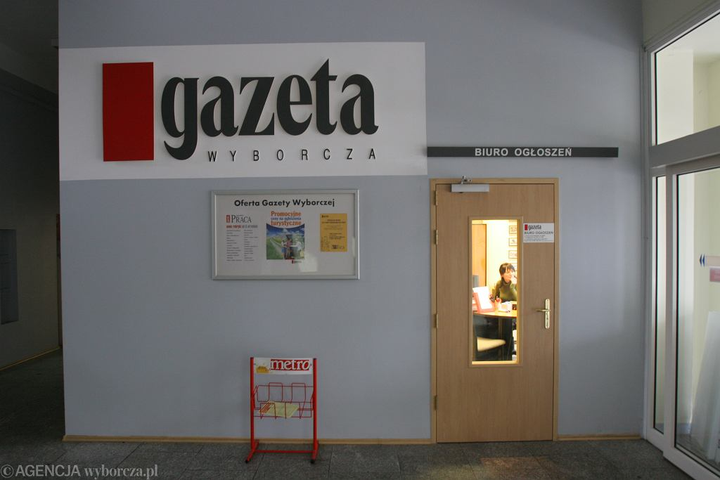 'Gazeta Wyborcza'