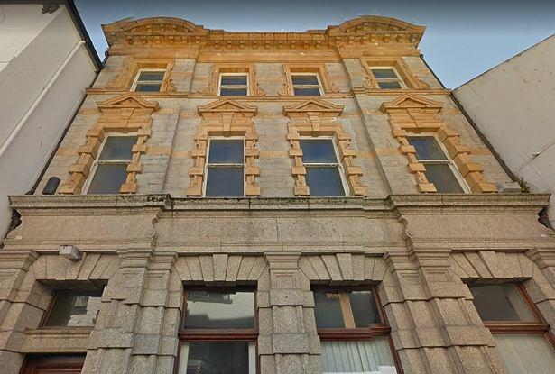Była siedziba banku Lloyds