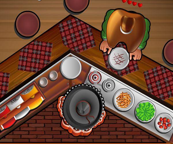 Restauracja pod głodnym Meksykaninem