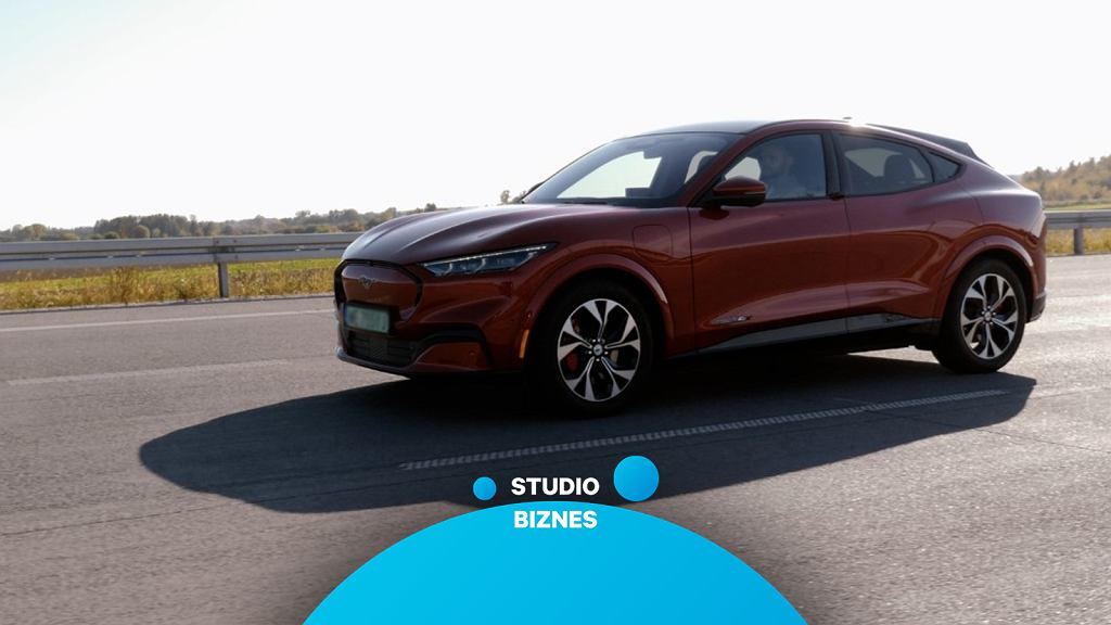 Studio Biznes, Ford Mustang Mach-E
