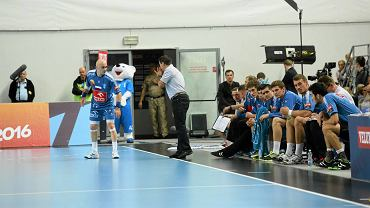 Liga Mistrzów, piłka ręczna. Orlen Wisła Płock - Vive Targi Kielce 28:30 (17:16)