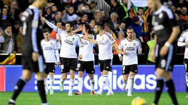 Valencia - Real Madryt