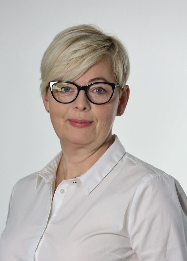 Mgr Ewa Łukasik / mat. prasowe