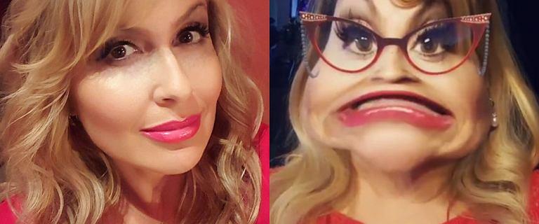 Katarzyna Skrzynecka skrytykowana za żartobliwe nagrania na Instagramie. Ostro odpowiedziała