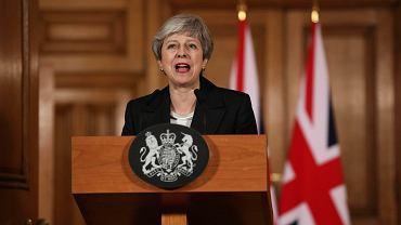 Brexit. Wystąpienie premier Theresy May
