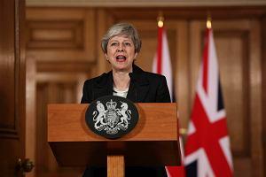 Brexit. Konferencja Theresy May. Nie uda nam się opuścić UE z umową w ustalonym terminie