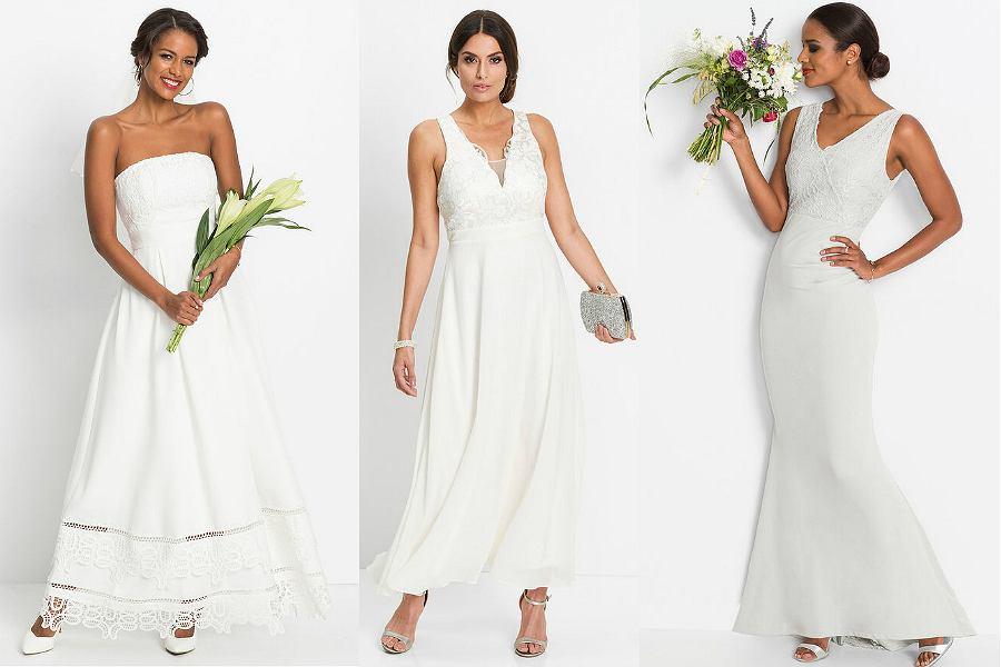Sukienki ślubne Bonprix