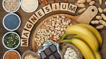 Niedobory magnezu u dzieci - dieta bogata w magnez. Zdjęcie ilustrujące
