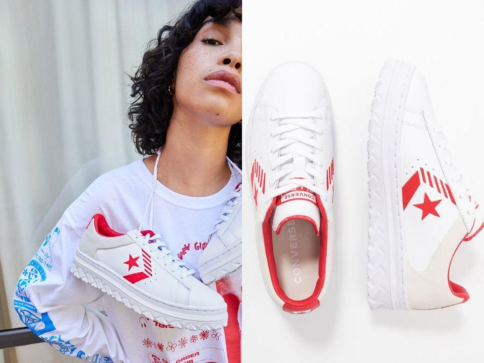 sneakersy retro