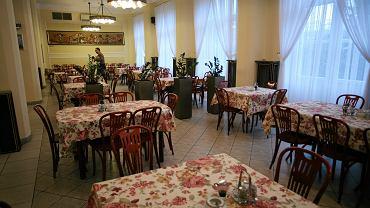 Restauracja Hawełka w 2009 r.