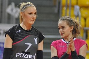 Siatkówka. Impel Wrocław znalazł zastępstwo za Sawicką, Maria Stenzel dołączyła do drużyny