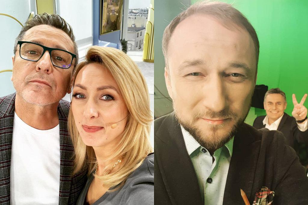 Anna Kalczyńska, Andrzej Sołtysik, Adam Feder