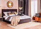 Art deco w aranżacji sypialni
