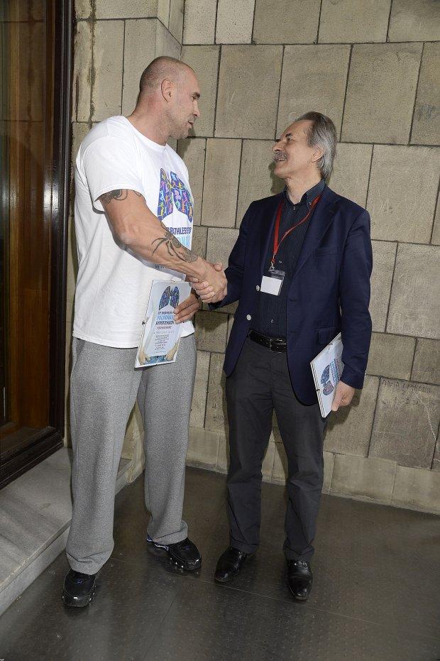 Przemysław Saleta i Adam Torbicki