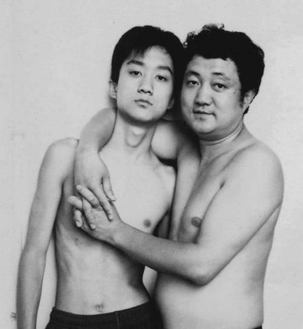 Ojciec i syn sex wideo