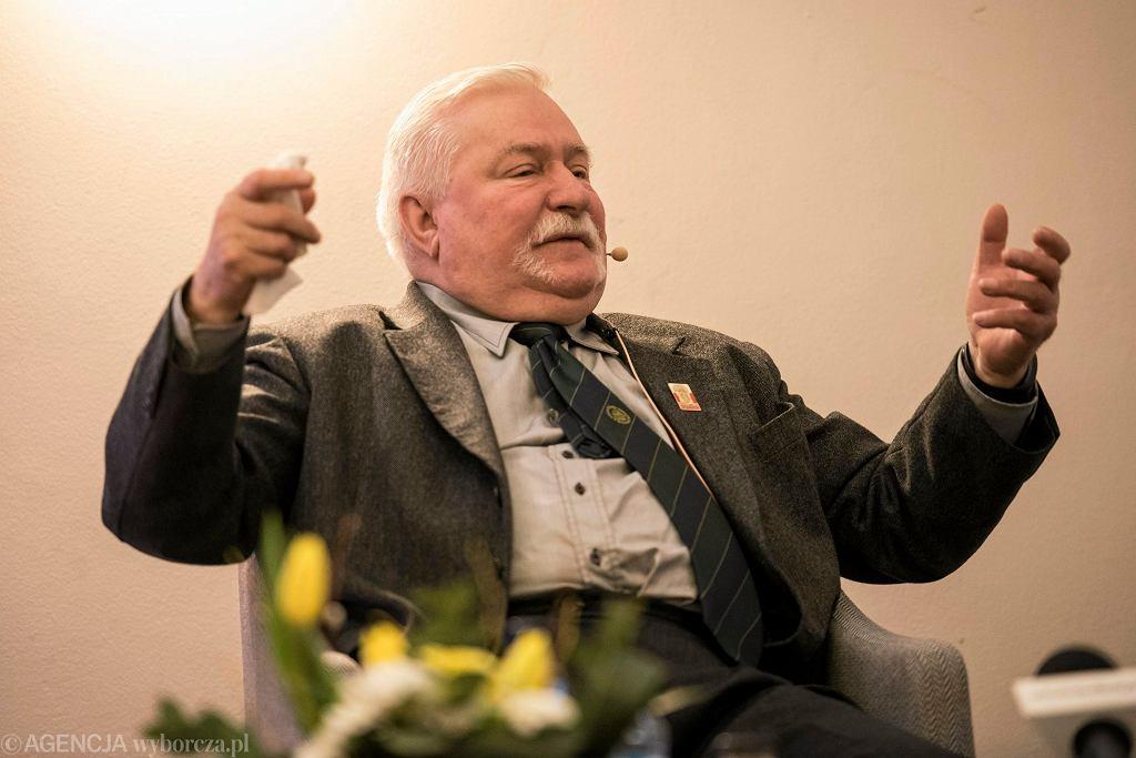 Lech Wałęsa nominował Aleksieja Nawalnego do Pokojowej Nagrody Nobla