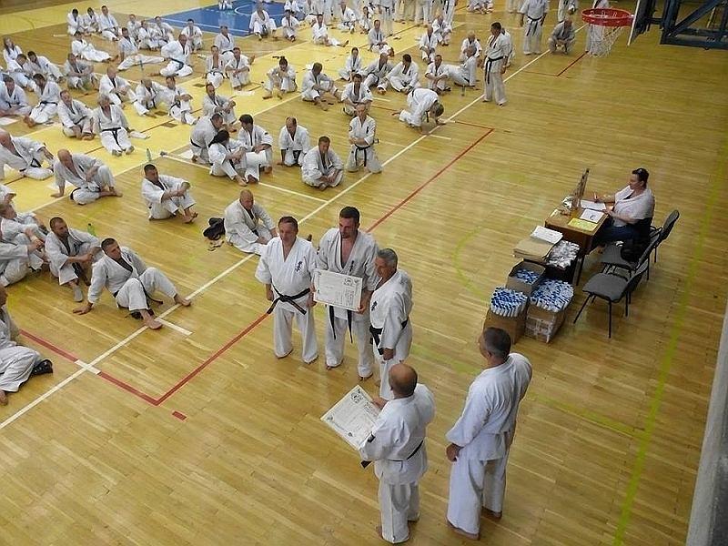 Karate kyokushin, Łukasz Guzik