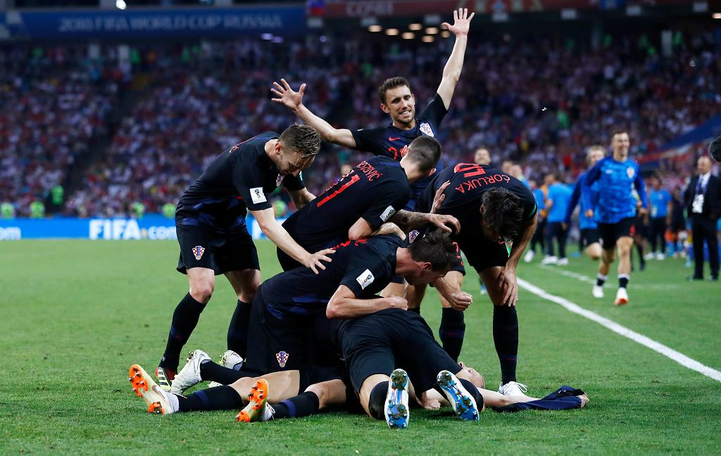 Chorwacja w najlepszej czwórce mundialu
