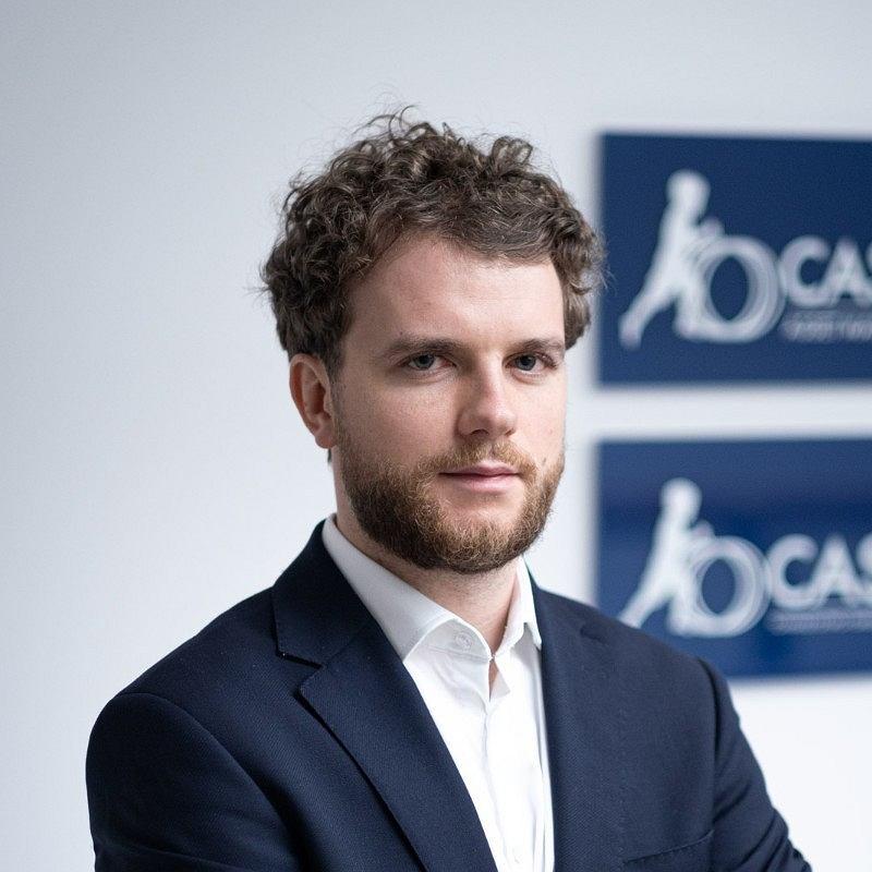 Piotr Rojda, zarządzający funduszem Caspar Stabilny