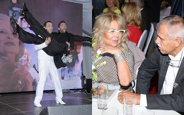 Misiek Koterski, Rafał Maserak, Nina Terentiew, Zygmunt Solorz-Żak