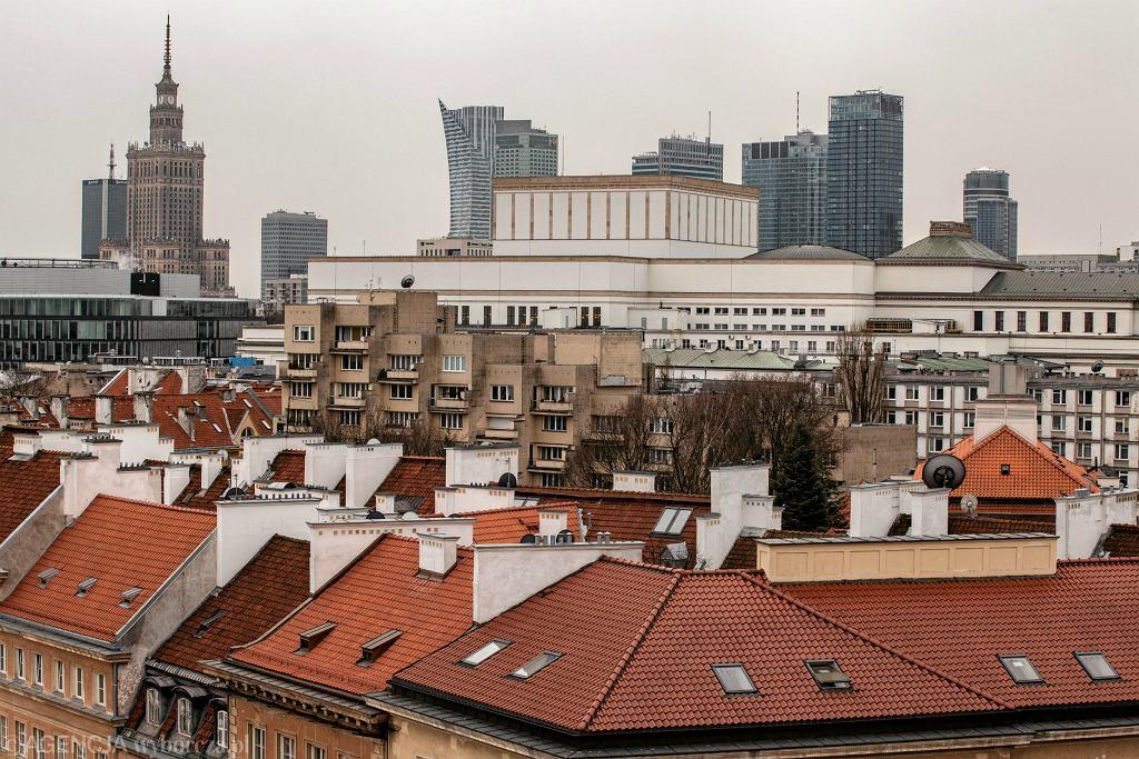 Czy Warszawa powiększy się o ponad 30 gmin?