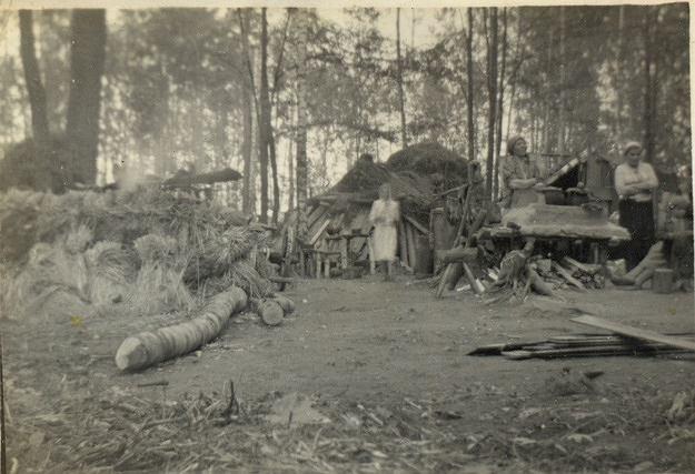 Przebraże - polska obrona podczas rzezi wołyńskiej w 1943 r.