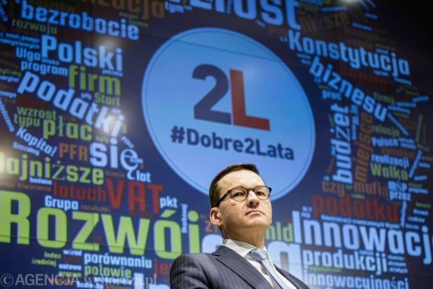 Oceniamy rząd Beaty Szydło. Przyspieszenie tylko na papierze, główna bolączka: brak inwestycji