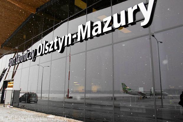Lotnisko Olsztyn Mazury w Szymanach