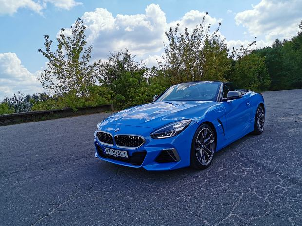 Opinie Moto.pl: BMW Z4 M40i. Dla takich samochodów czekam na lato