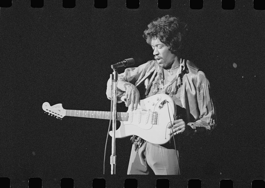 'Jimi Hendrix'