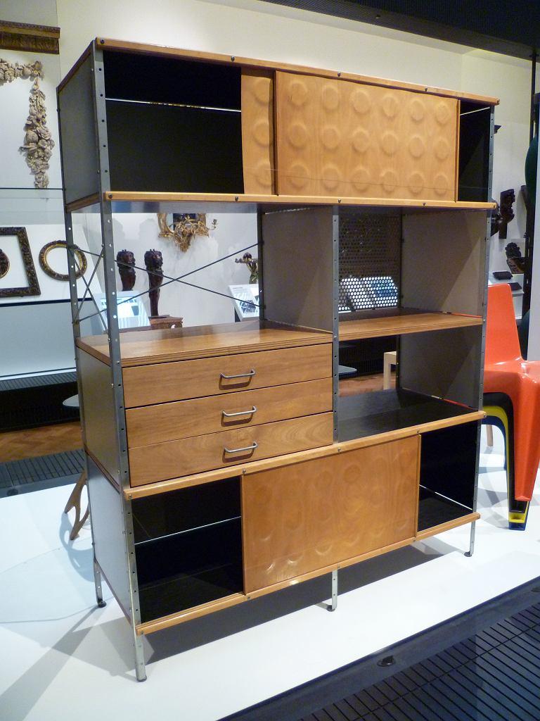 Eames storage unit (ESU)