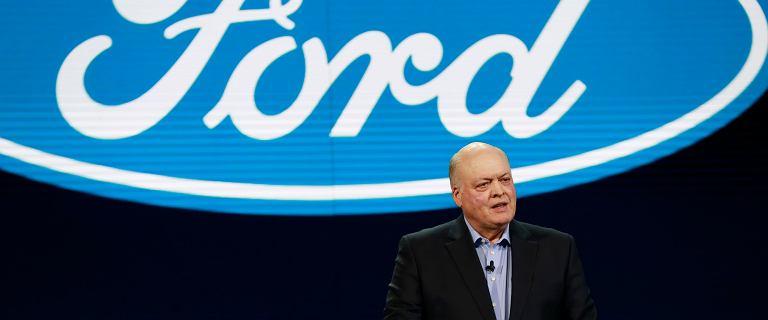 Ford zwolni 10 proc. pracowników. Firma chce