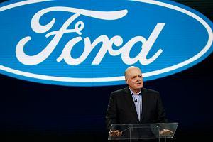 Ford zwolni 10 proc. pracowników. Firma chce wygrać walkę o przyszłość