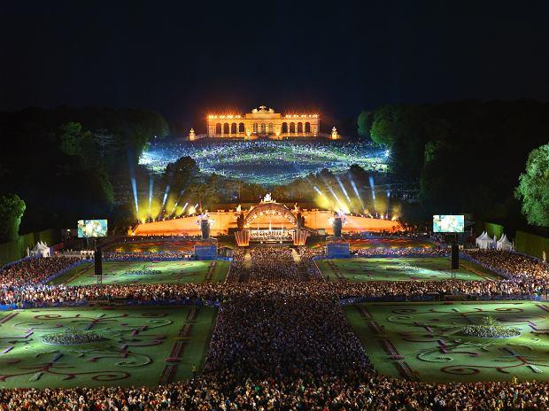 Koncert Nocy Letniej Filharmoników Wiedeńskich 2016 / fot. Richard Schuster_Wiener Philharmoniker